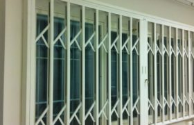 Porte di Sicurezza Inferriate